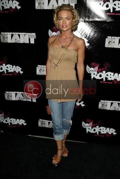 Kelly Carlson<br />at the Giant Magazine First Anniversary Party. Rokbar, Hollywood, CA. 09-14-05<br />Jason Kirk/DailyCeleb.com 818-249-4998