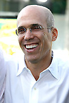 """WESTWOOD, CA. - October 26: CEO of DreamWorks Animation SKG Jeffrey Katzenberg arrives at the premiere of Dreamworks' """"Madagascar: Escape 2 Africa"""" at the Mann Village Theater on October 26, 2008 in Los Angeles, California."""
