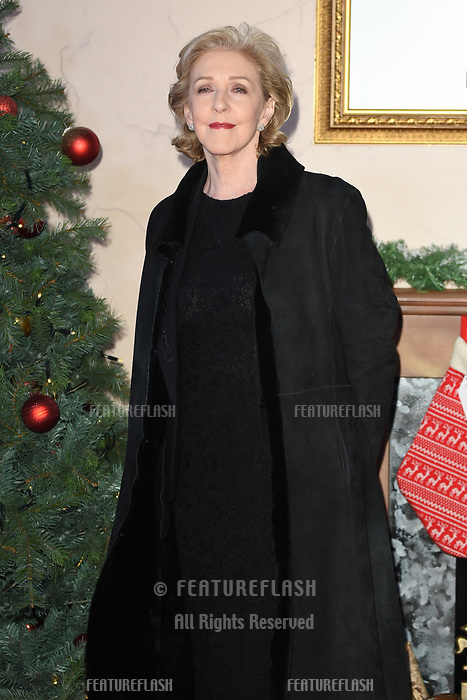 LONDON, UK. November 21, 2018: Patricia Hodge at the &quot;Surviving Christmas with the Relatives&quot; premiere at the Vue Leicester Square, London.<br /> Picture: Steve Vas/Featureflash