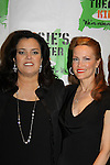 All My Children Rosie O'Donnell and wife Michelle Rounds at Rosie's 10th Anniversary Gala to benefit Rosie's Theatre Kids on September 25, 2013 at the New York Marriott Marquis, New York City, New York. (Photo by Sue Coflin/Max Photos)