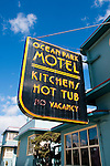 Ocean Park Motel, San Francisco, California, USA.  Photo copyright Lee Foster.  Photo # california108576