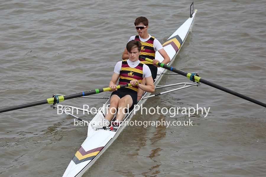 Crew: 89   SHP-ASH    Shiplake College Boat Club    Op J18 2- Inter <br /> <br /> Pairs Head 2017<br /> <br /> To purchase this photo, or to see pricing information for Prints and Downloads, click the blue 'Add to Cart' button at the top-right of the page.