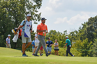 Jon Rahm (ESP) heads down 9 during round 3 of the WGC FedEx St. Jude Invitational, TPC Southwind, Memphis, Tennessee, USA. 7/27/2019.<br /> Picture Ken Murray / Golffile.ie<br /> <br /> All photo usage must carry mandatory copyright credit (© Golffile | Ken Murray)
