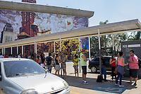 São Paulo, SP - 11.10.2014 - Exposição Castelo Ra-tim-bum - A Exposição Castelo Ra-tim-bum no MIS, (museu da imagem e do som) chega ao fim dia 12 de Outubro. Estão previstas grandes para hoje, (11) .(Renato Mendes / Brazil Photo Press)