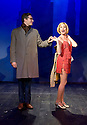Sweet Charity.Book by Neil Simon,Music by Cy Coleman,Lyrics by Dorothy Fields,directed by Matthew White.With Tamzin Outhwaite as Charity Hope Valentine,Mark Umbers as Charlie. Opens at The Menier Chocolate Theatre on 2/12/09.  Credit Geraint Lewis