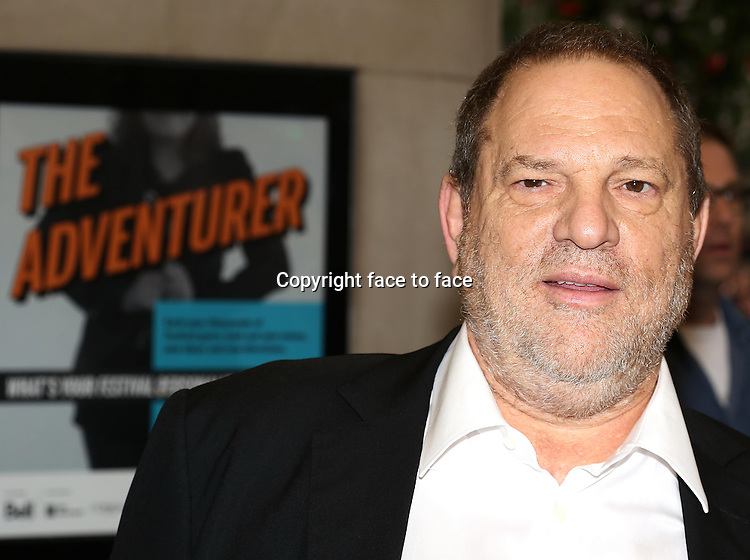 Harvey Weinstein attending the 2013 Tiff Film Festival Red Carpet for &quot;Can A Song Save Your Life?&quot; at The Princess of Wales Theatre on September 7, 2013 in Toronto, Canada.<br /> Credit: McBride/face to face