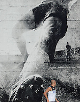 SÃO PAULO,SP,12MARCO 2013 - TREINO CORINTHIANS.  Fabio Santos  durante treino do Corinthians no CT Joaquim Grava, no Parque Ecologico do Tiete, zona leste de Sao Paulo, na tarde desta terca feira . O time se prepara para o jogo  contra o Tijuana  em Sao Paulo valido pela primeira Libertadores da America 2013. FOTO ALAN MORICI - BRAZIL FOTO PRESS