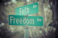 Faith Covers Freedom