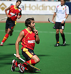 D3 Spain v Germany