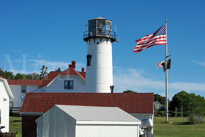 Chatham Light, Chatham, Cape Cod, Ma, USA