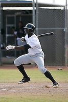 Jared Mitchell - Chicago White Sox 2009 Instructional League .Photo by:  Bill Mitchell/Four Seam Images..