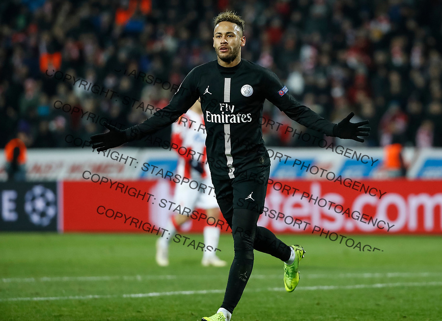 54517b8e0ee Red Star Belgrade v Paris Saint-Germain - UEFA Champions League ...