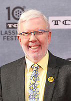 Los Angeles CA Apr 11: Leonard Maltin, arrive to 2019 TCM Classic Film Festival Opening Night Gala And 30th Anniversary Screening Of &quot;When Harry Met Sally&quot;, TCL Chinese Theatre, Los Angeles, USA on April 11, 2019 <br /> CAP/MPI/FS<br /> &copy;FS/MPI/Capital Pictures