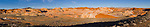 Gigapixle panorama of the Valley of Fire state park in southern Nevada.