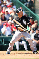 Carlos Quentin, Chicago White Sox 2010 spring training..Photo by:  Bill Mitchell/Four Seam Images.