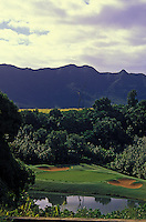 Golf Course at Grove Farm, Kauai