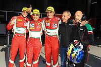 #51 SPIRIT OF RACE (ITA) FERRARI 488 GTE RINO MASTRONARDI (ITA) GIORGIO RODA (ITA) ANDREA BERTOLINI (ITA) WINNER LMGTE