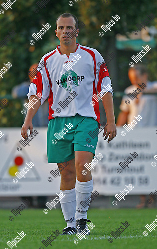 31/07/2007; Voetbal; KSV Oud-Turnhout ; Van_De_Leur_Philip