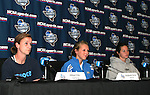 2005.12.03 College Cup Press Conferences
