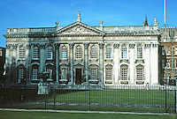 James Gibbs: The Senate House, Cambridge 1722-30. Photo 90.