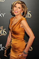 NEW YORK CITY, NY, USA - DECEMBER 08: Christine Baranski  arrives at the World Premiere Of Walt Disney Pictures' 'Into The Woods' held at the Ziegfeld Theatre on December 8, 2014 in New York City, New York, United States. (Photo by Celebrity Monitor)
