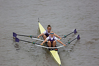Crew: 208   ULO-HODGKINS-BYRNE    London, University of, Boat Club    W 2x Champ <br /> <br /> Pairs Head 2017<br /> <br /> To purchase this photo, or to see pricing information for Prints and Downloads, click the blue 'Add to Cart' button at the top-right of the page.