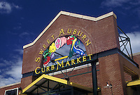 Atlanta, GA, Georgia, Sweet Auburn Curb Market in downtown Atlanta.