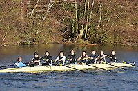 075 .LTU-Murdoch .J15A.8+ .Latymer Upper Sch. Wallingford Head of the River. Sunday 27 November 2011. 4250 metres upstream on the Thames from Moulsford railway bridge to Oxford Universitiy's Fleming Boathouse in Wallingford. Event run by Wallingford Rowing Club..