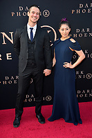 "LOS ANGELES, USA. June 05, 2019: Mari Takahashi & Peter Kitch at the premiere for ""X-Men: Dark Phoenix"" at Paramount Theatre.<br /> Picture: Paul Smith/Featureflash"
