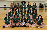 9-14-15, Huron High School freshman volleyball team