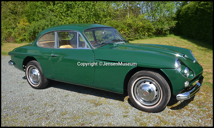 BNPS.co.uk (01202 558833)<br /> Pic: JensenMuseum/BNPS<br /> <br /> This old Jensen CV-8 may lead Aston Martin fan's shaken and stirred - because its the car Sean Connery chose to drive at the height of his fame in the 1960's<br /> <br /> He is inextricably linked with Aston Martin but just as Sean Connery reached the peak of his 007 career it seemed the Scot in him influenced his decision to buy a cheaper, lesser-known sports car.<br /> <br /> The James Bond actor snubbed an Aston Martin DB5 that he famously drove in Goldfinger in 1965 for a second-hand Jensen CV8 car.<br /> <br /> It is thought he preferred nearly-new cars as they were less expensive and plumped for the Jensen CV8 as its British racing green bodywork was the same colour as his favourite football team Celtic.<br /> <br /> Now the 1964 CV8 that Connery owned and drove in the late 1960s has emerged for sale for £135,000.
