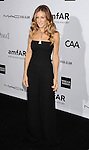 LOS ANGELES, CA - OCTOBER 11: Sarah Jessica Parker  arrives at the amfAR 3rd Annual Inspiration Gala at Milk Studios on October 11, 2012 in Los Angeles, California.