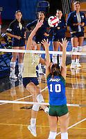 FIU Volleyball v. Florida Gulf Coast (11/6/07)