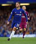 Eden Hazard of Chelsea during the premier league match at the Stamford Bridge stadium, London. Picture date 30th September 2017. Picture credit should read: Robin Parker/Sportimage