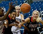 2013 Nevada Womens Basketball vs UNLV