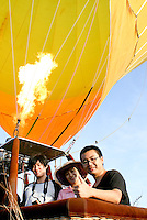 20130115 January 15 Hot Air Balloon Cairns