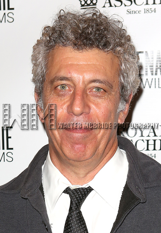 Eric Bogosian attends the Broadway Opening Night Performance of 'The Glass Menagerie' at the Booth Theatre in New York City on September 16, 2013.