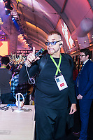LAS VEGAS, NV - JANUARY 11: Sinbad seen at CES 2018 in Las Vegas, Nevada on January 11, 2018. Credit: Damairs Carter/MediaPunch