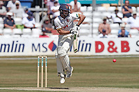 Ryan ten Doeschate in batting action for Essex during Essex CCC vs Somerset CCC, Specsavers County Championship Division 1 Cricket at The Cloudfm County Ground on 26th June 2018