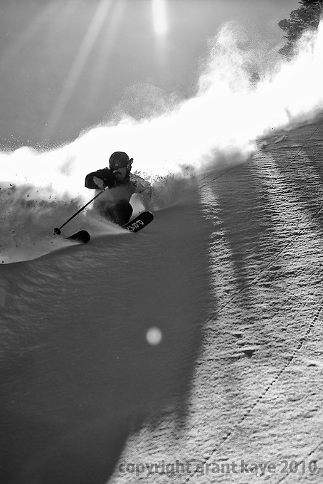 Shots from the 2010 game of GNAR, Alpine Meadows, Kirkwood, and Mammoth, California
