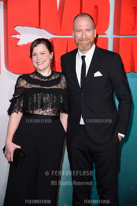 director, Roar Uthaug at the &quot;Tomb Raider&quot; European premiere at the Vue Leicester Square, London, UK. <br /> 06 March  2018<br /> Picture: Steve Vas/Featureflash/SilverHub 0208 004 5359 sales@silverhubmedia.com