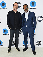 05 February 2019 - Pasadena, California - Tim Meadows, Bryan Callen. Disney ABC Television TCA Winter Press Tour 2019 held at The Langham Huntington Hotel. <br /> CAP/ADM/BT<br /> &copy;BT/ADM/Capital Pictures