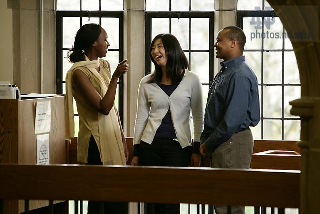Law School L.L.M. students