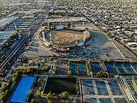 Hector Espino, Stadium