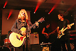 Kati Mac and Bradley Cole and his band headlines at the 5th Annual Rock show for charity to benefit the American Red Cross Dawson on October 9, 2009 at the American Red Cross Headquarters, New York City, New York. (Photos by Sue Coflin/Max Photos)