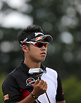 Hideki Matsuyama (JPN),<br /> June 15, 2013 - Golf :<br /> Hideki Matsuyama of Japan in action on 12th hole during the third round of the U.S. Open Championship at the Merion Golf Club, East course in Haverford Township, Delaware Country, Pennsylvania. (Photo by Koji Aoki/AFLO SPORT) [0008]