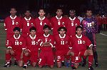 United Arab Emirates vs Indonesia during their AFC Asian Cup 1996 Group A match at Sheikh Zayed Stadium on 10 December 1996, in Abu Dhabi, United Arab Emirates. Photo by Stringer / World Sport Group