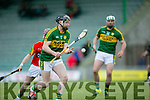 In Action Kerry's  Jason Diggin Leinster Championship Round  Robin Group Kerry v Carlow at Austin Stack Park on Sunday