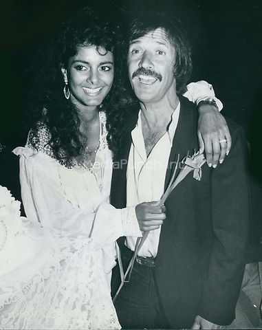 Sonny Bono wife Susie Coelho 1981<br /> Photo By John Barrett-PHOTOlink.net / MediaPunch