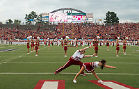 Hawgs Illustrated/BEN GOFF <br /> Arkansas vs Florida A&amp;M Thursday, Aug. 31, 2017, at War Memorial Stadium in Little Rock.